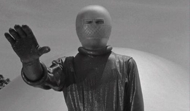 The Day the Earth Stood Still movie scenes