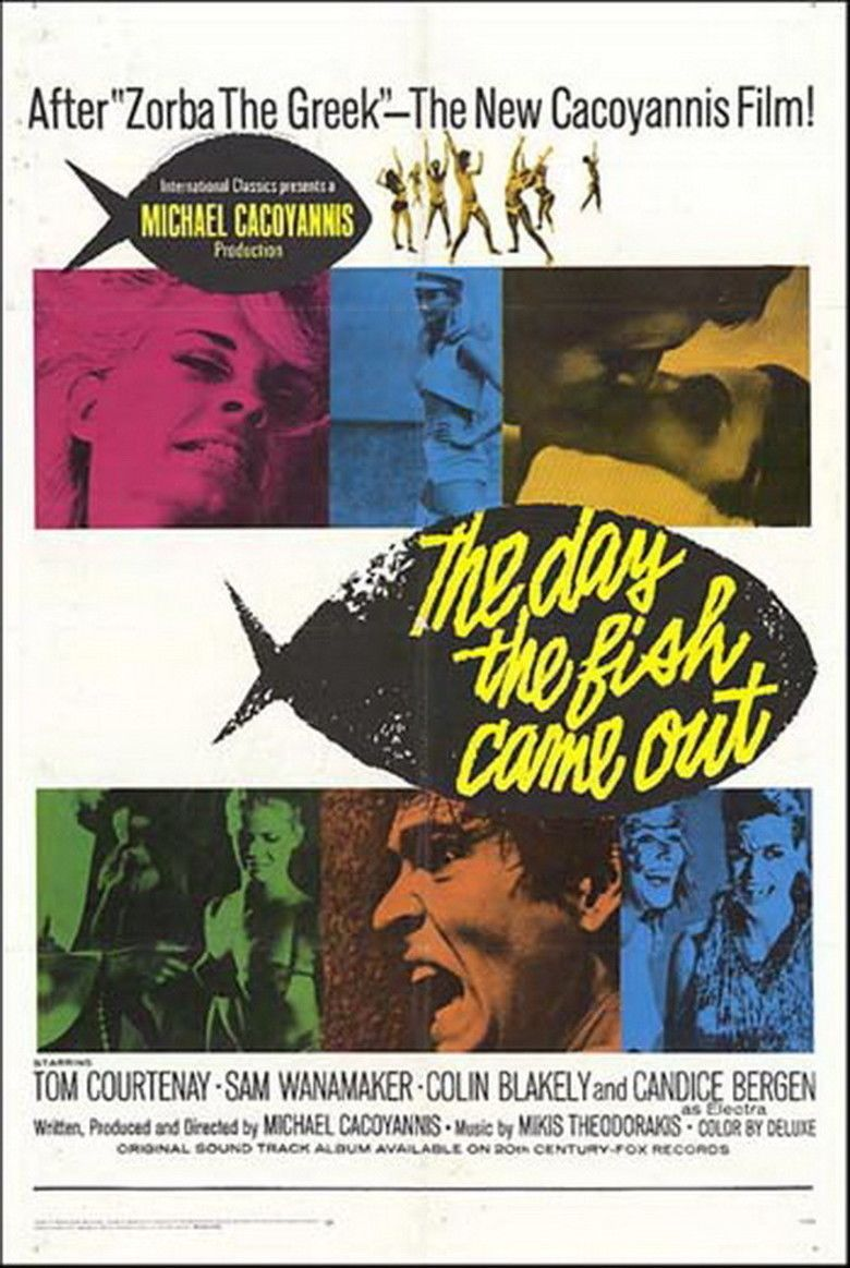 The Day the Fish Came Out movie poster