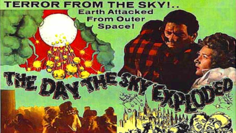 The Day the Sky Exploded movie scenes