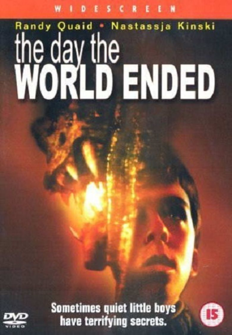 The Day the World Ended movie poster