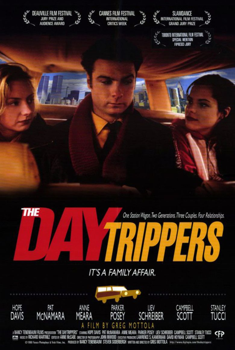 The Daytrippers movie poster