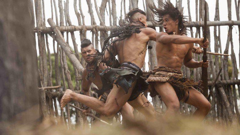 The Dead Lands movie scenes