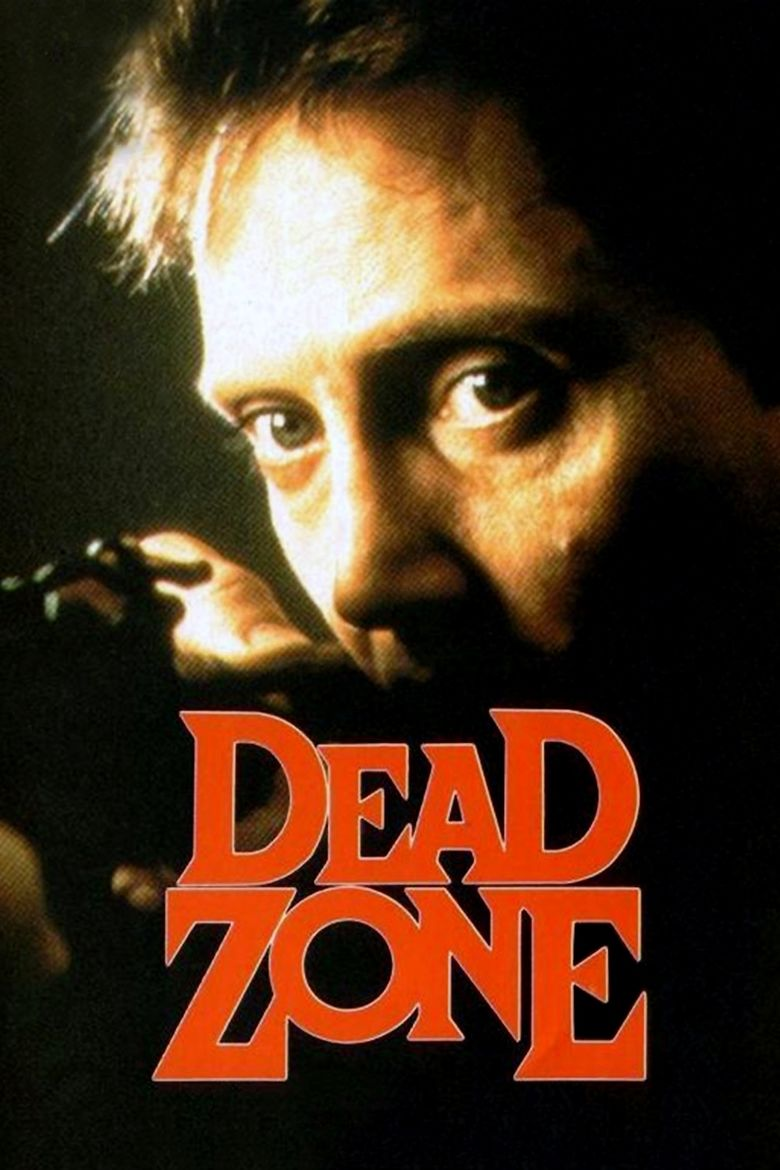 The Dead Zone (film) movie poster