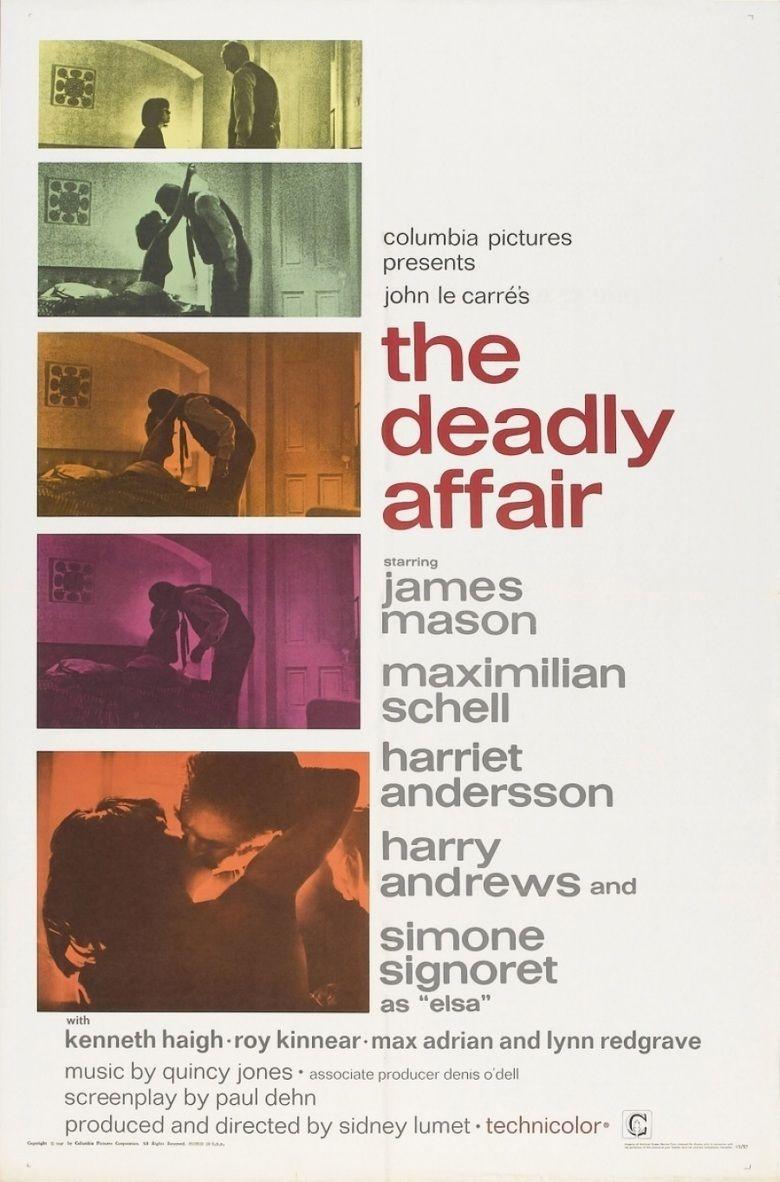 The Deadly Affair - Alchetron, The Free Social Encyclopedia