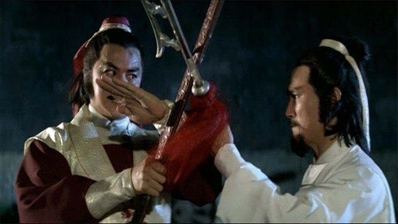 The Deadly Breaking Sword movie scenes