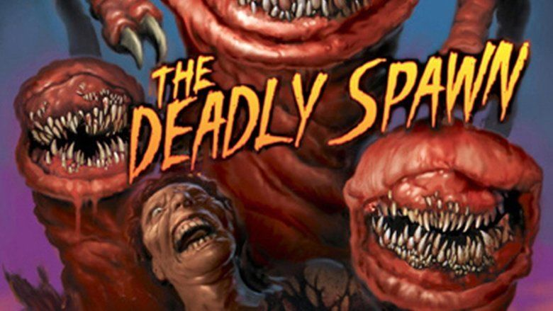 The Deadly Spawn movie scenes