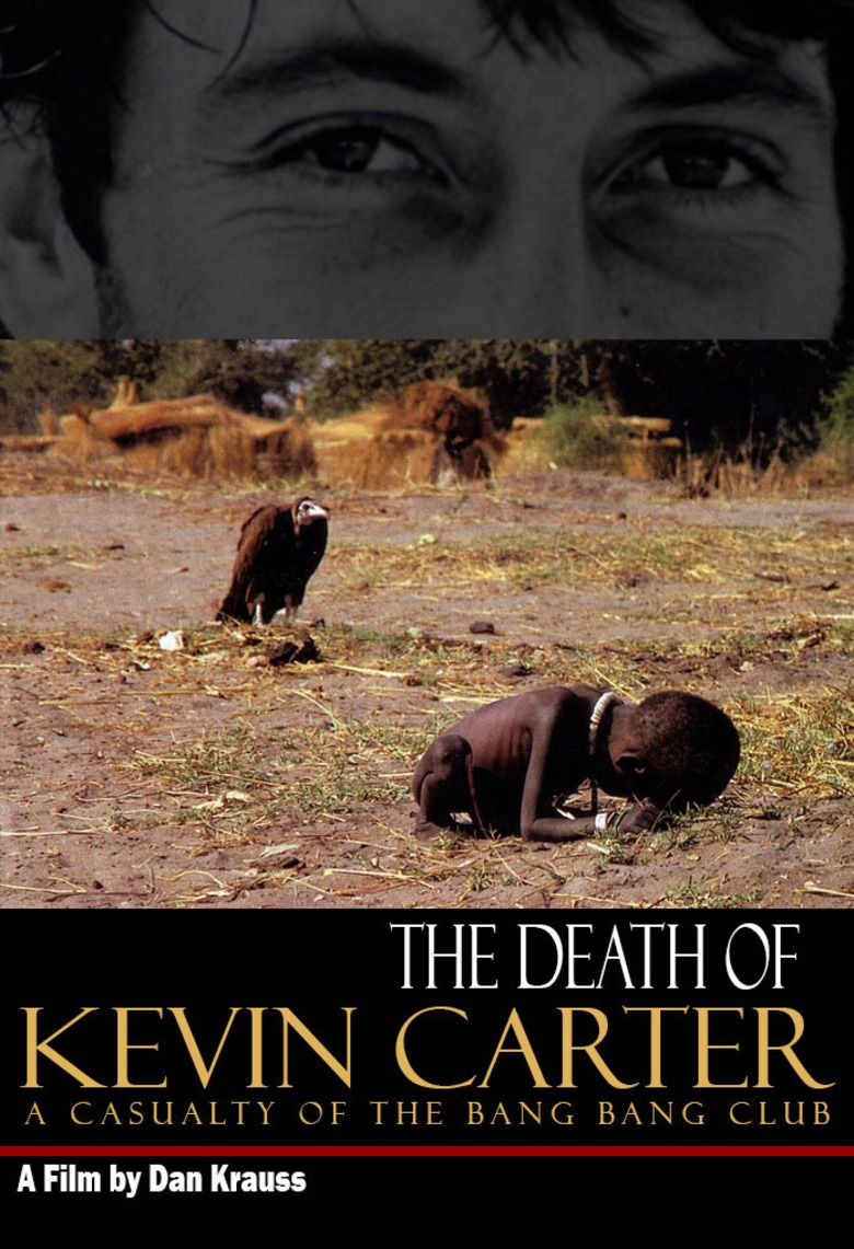 The Death of Kevin Carter: Casualty of the Bang Bang Club movie poster