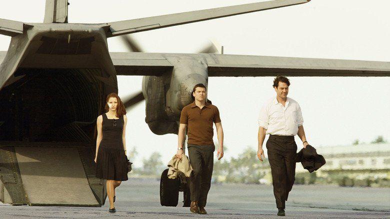 The Debt (2010 film) movie scenes