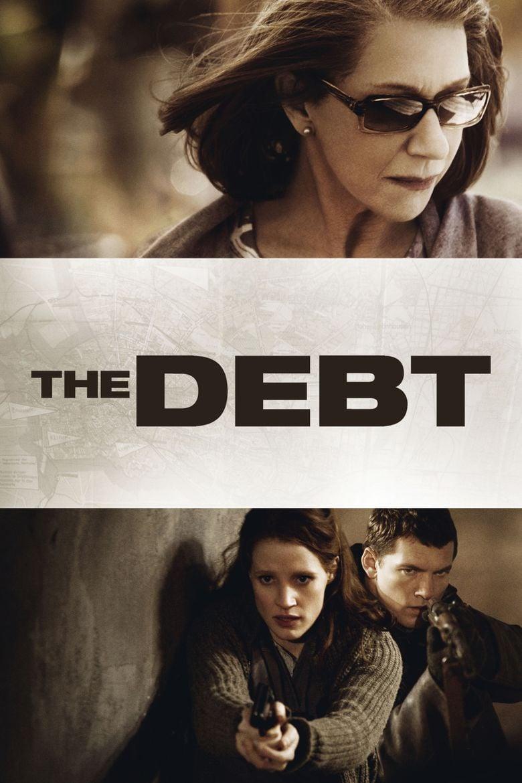 The Debt (2010 film) movie poster