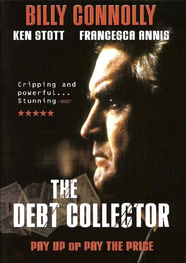 The Debt Collector movie poster