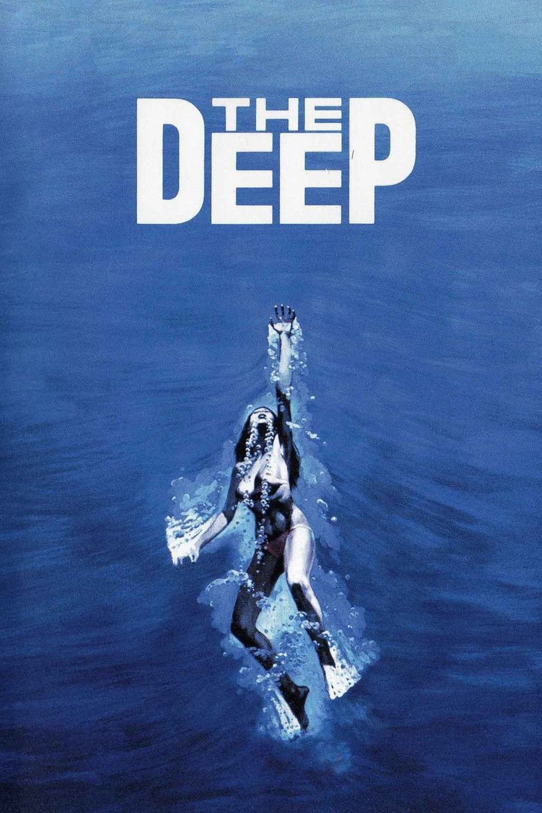 The Deep (1977 film) movie poster