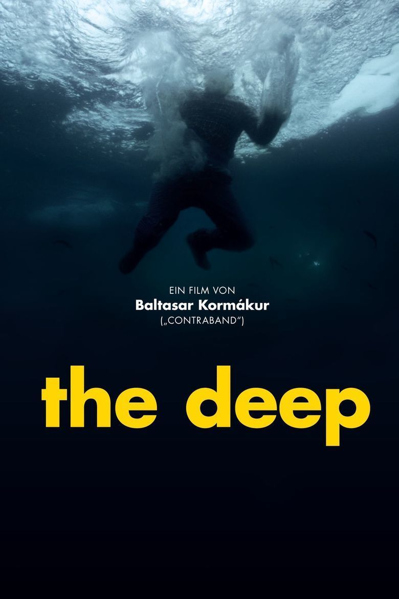 The Deep (2012 film) movie poster