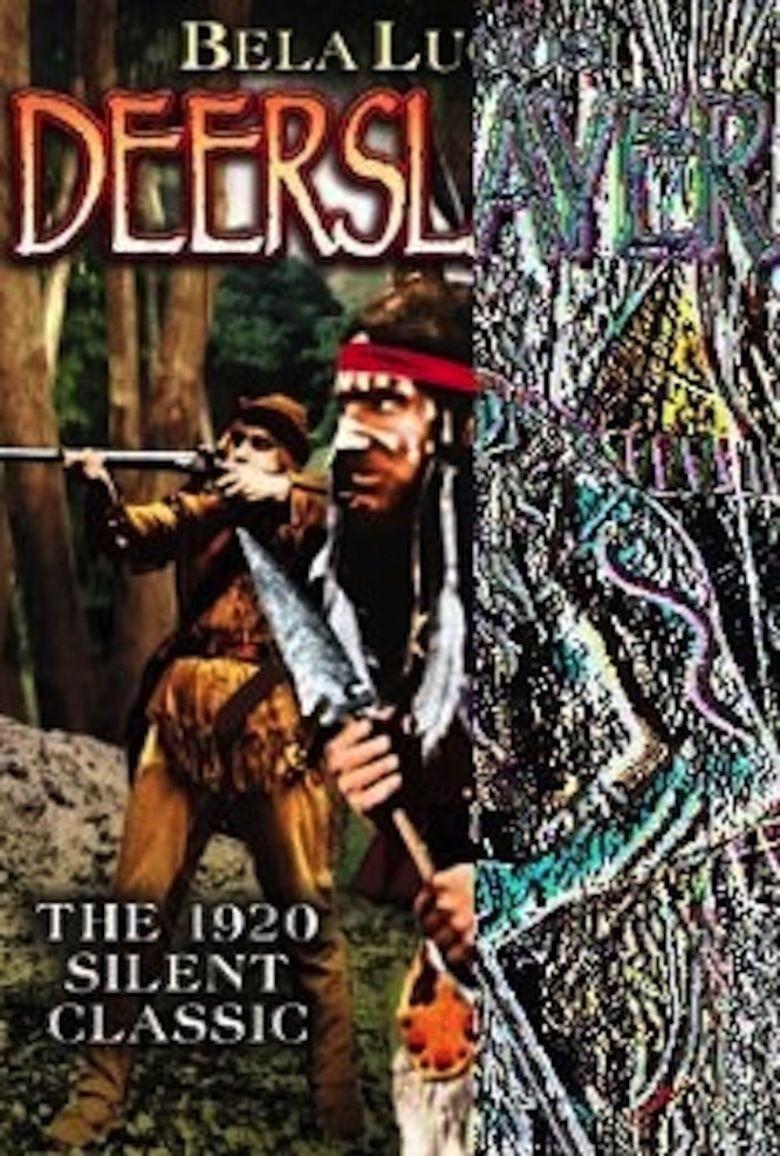 The Deerslayer and Chingachgook movie poster