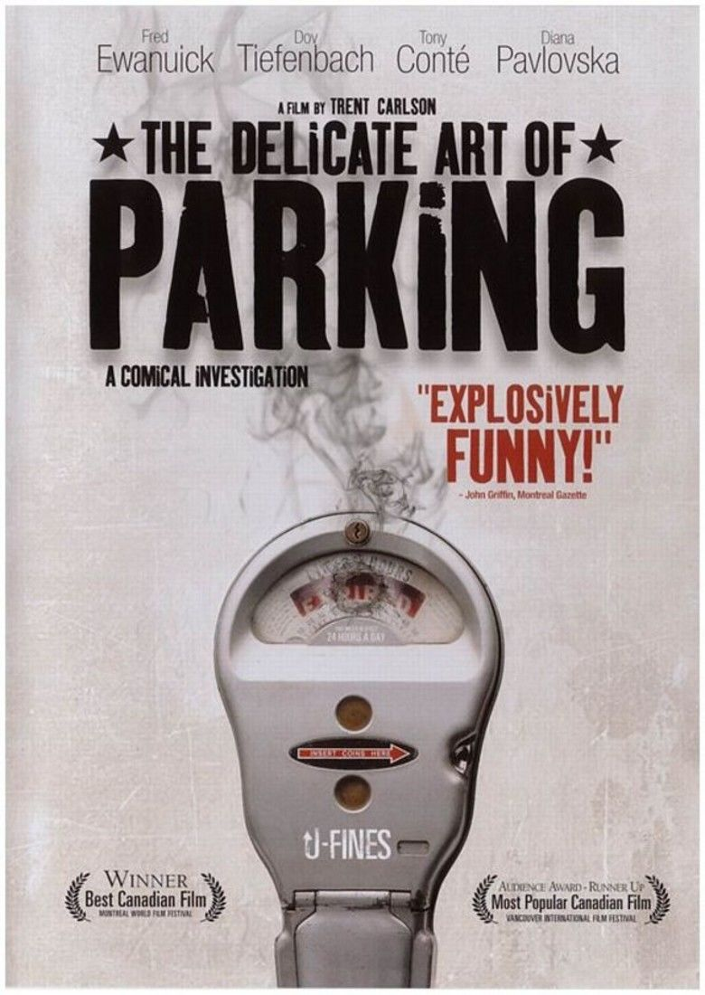 The Delicate Art of Parking movie poster