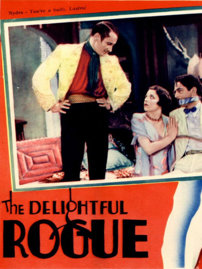 The Delightful Rogue movie poster