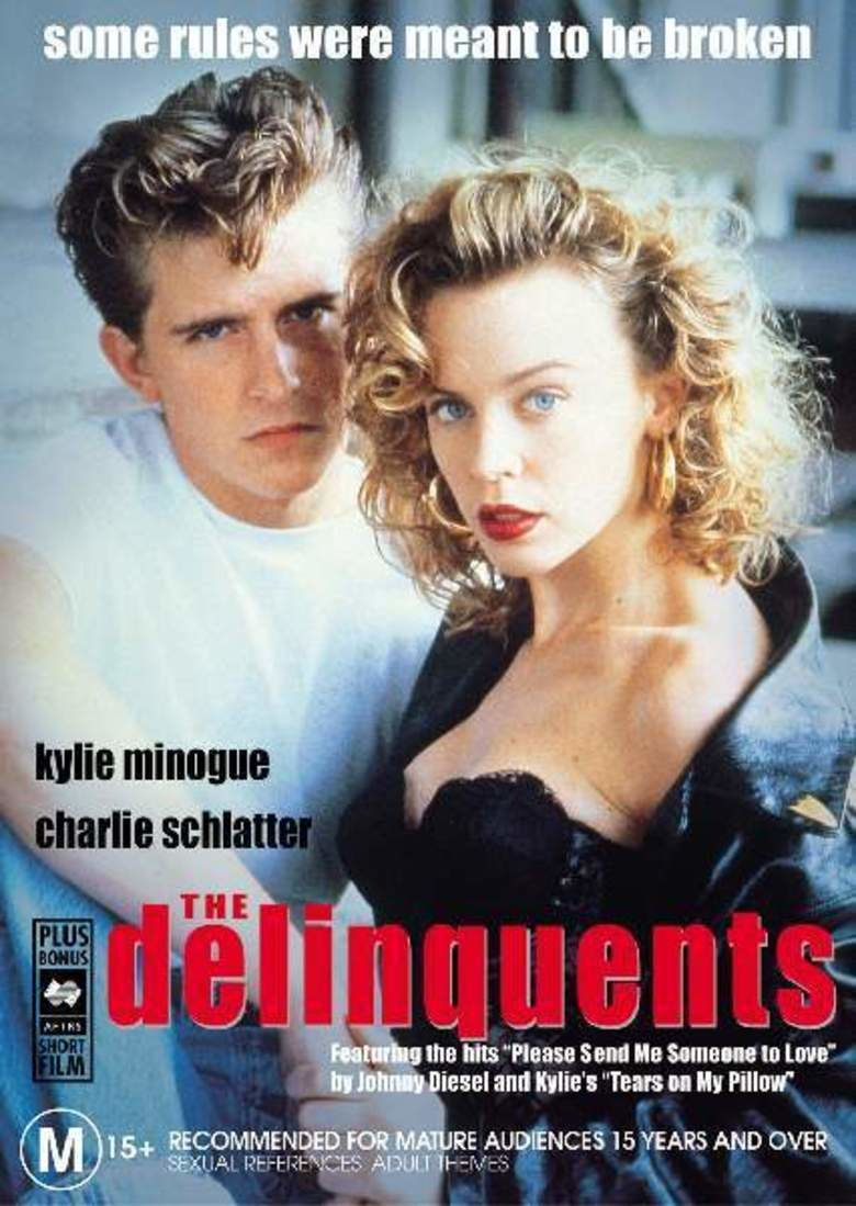 The Delinquents (1989 film) movie poster