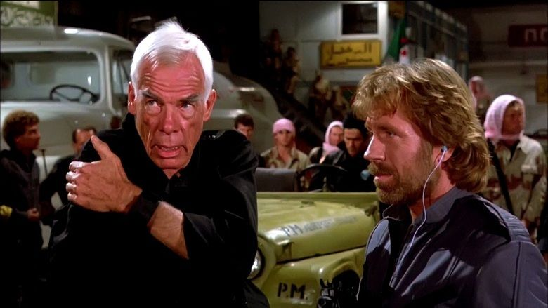 The Delta Force movie scenes