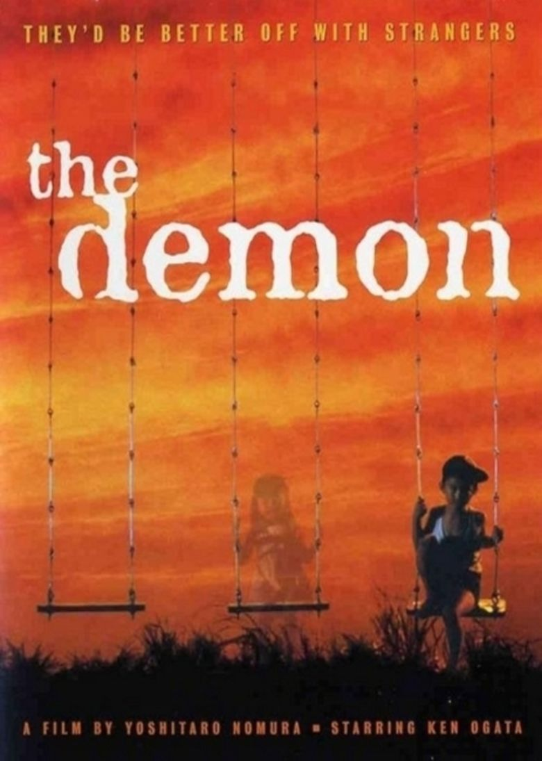 The Demon (1978 film) movie poster