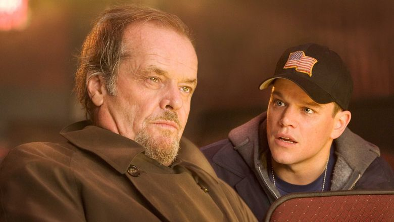 The Departed movie scenes