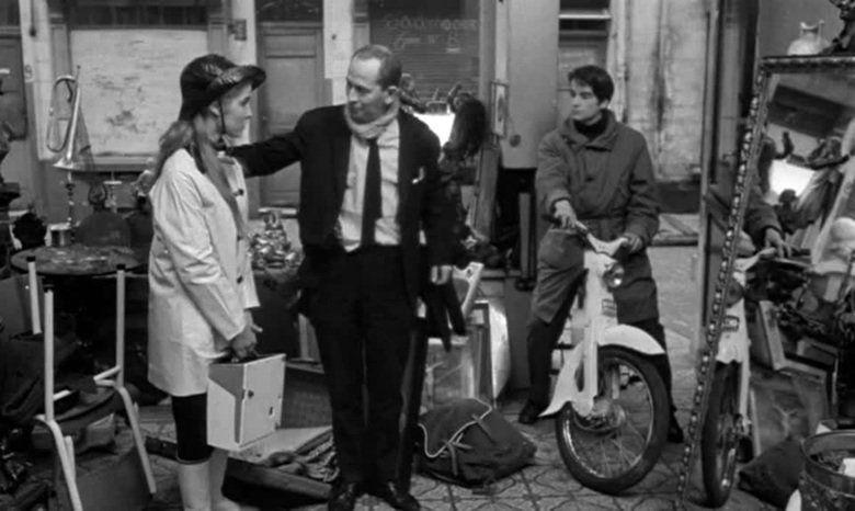 The Departure (film) movie scenes
