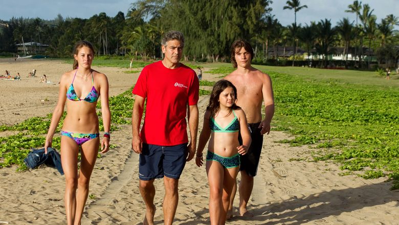 The Descendants movie scenes