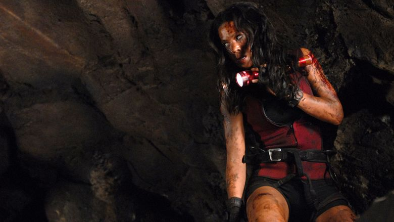 The Descent Part 2 movie scenes