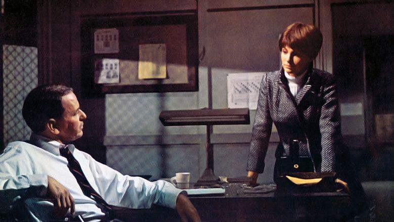 The Detective (1968 film) movie scenes