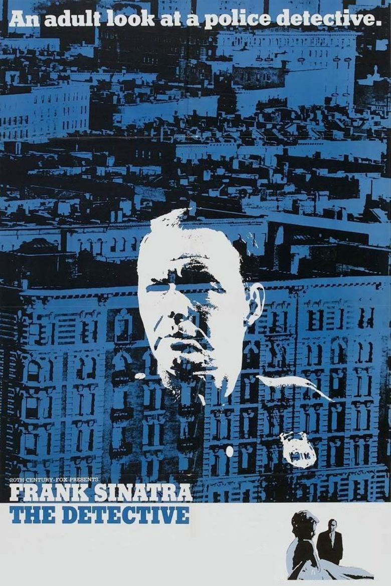 The Detective (1968 film) movie poster