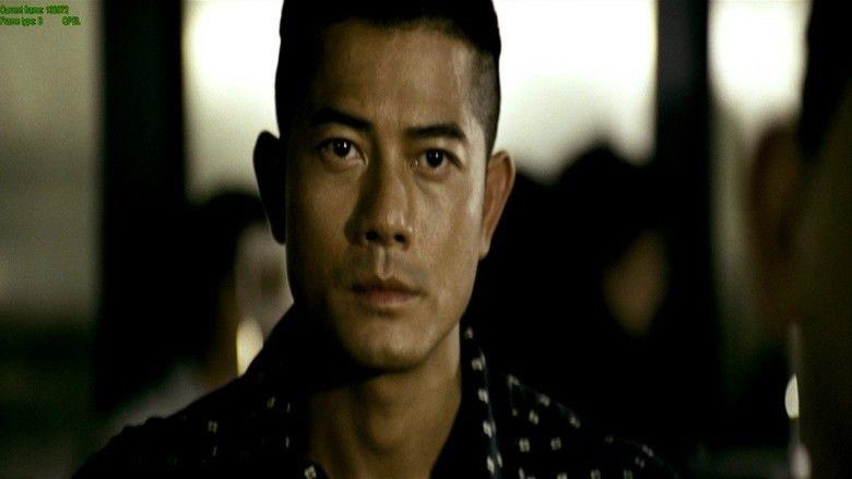 The Detective (2007 film) movie scenes