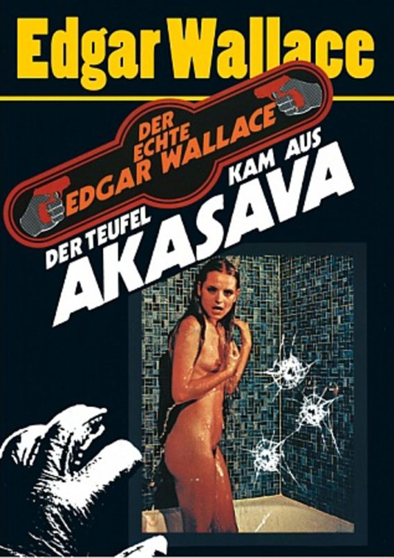 The Devil Came from Akasava movie poster