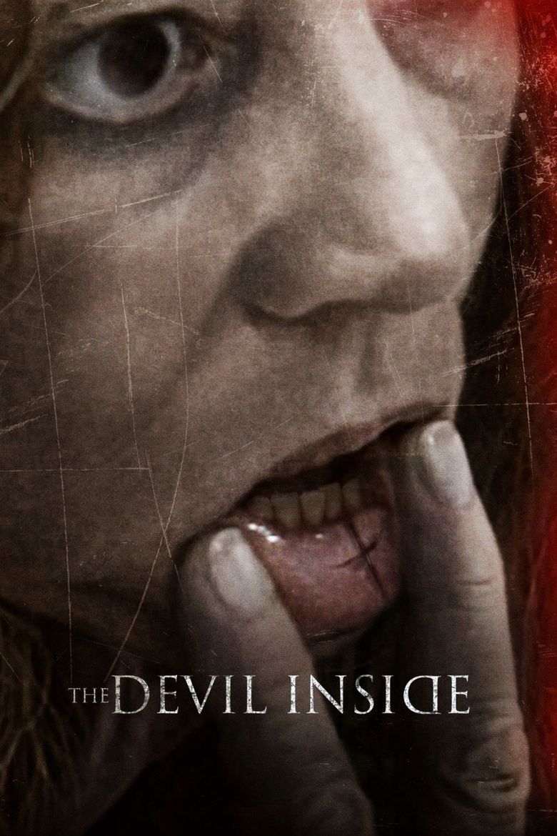The Devil Inside (film) movie poster
