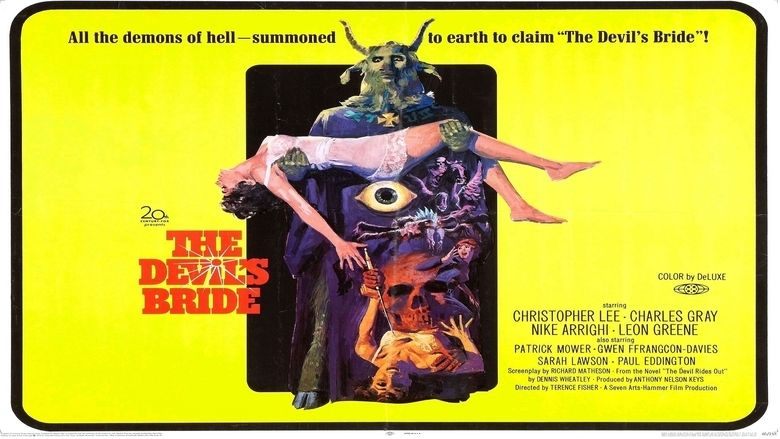 The Devil Rides Out (film) movie scenes