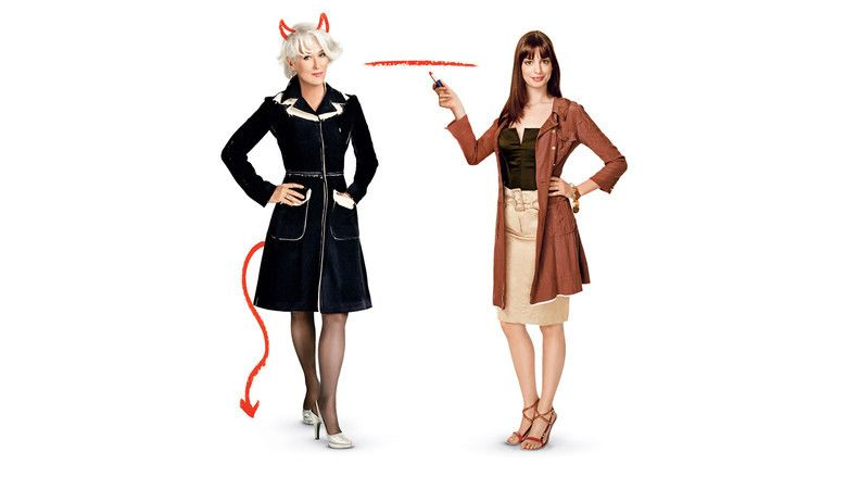 The Devil Wears Prada (film) movie scenes