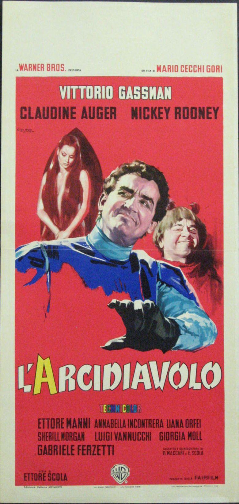 The Devil in Love (film) movie poster