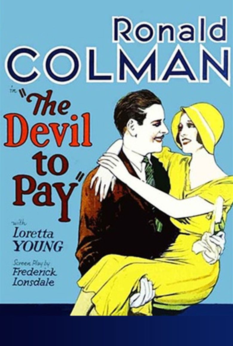The Devil to Pay! movie poster