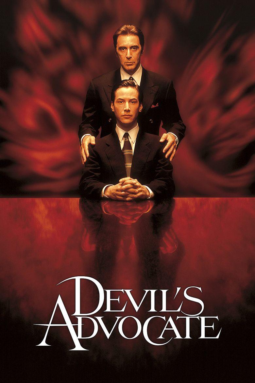 The Devils Advocate (1997 film) movie poster