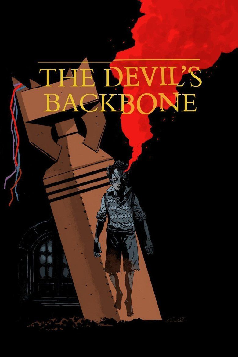 The Devils Backbone movie poster