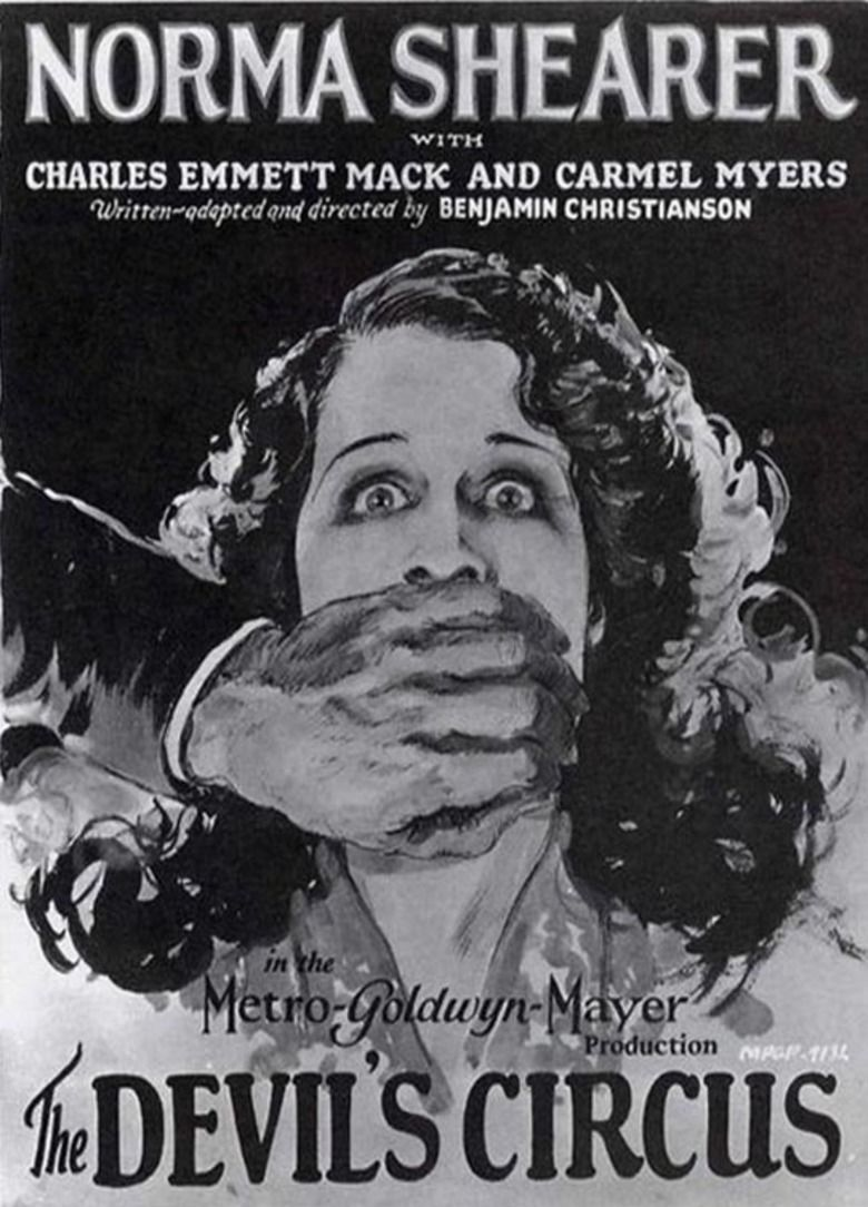 The Devils Circus movie poster