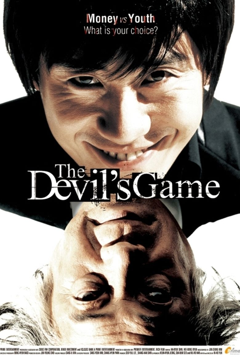 The Devils Game movie poster
