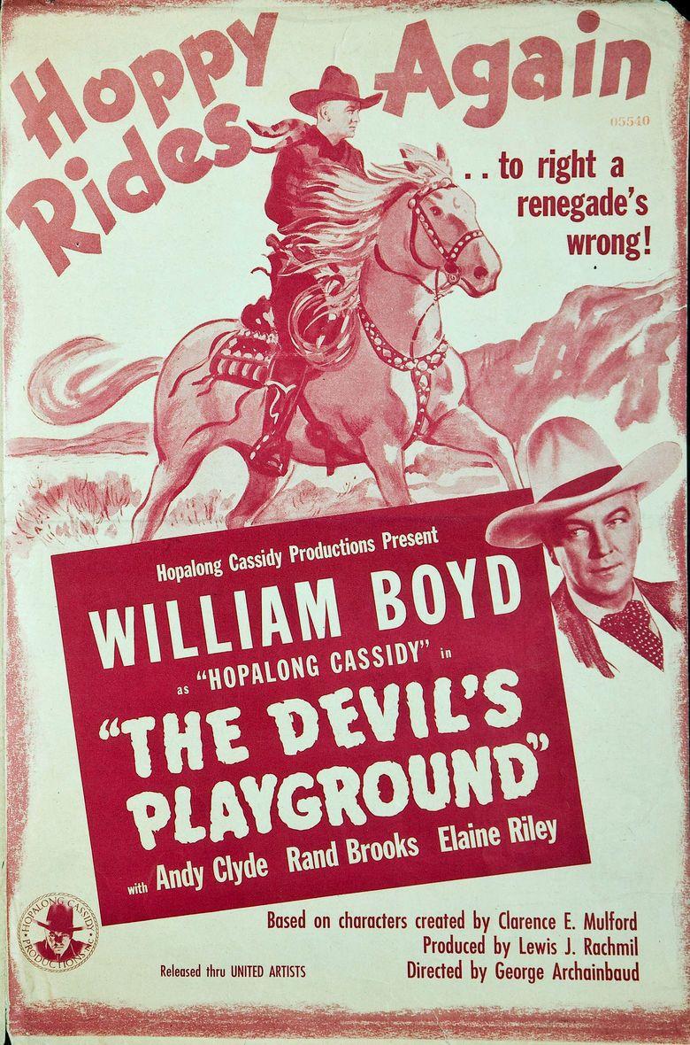 The Devils Playground (1946 film) movie poster