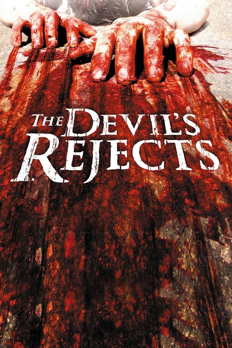 The Devils Rejects movie poster