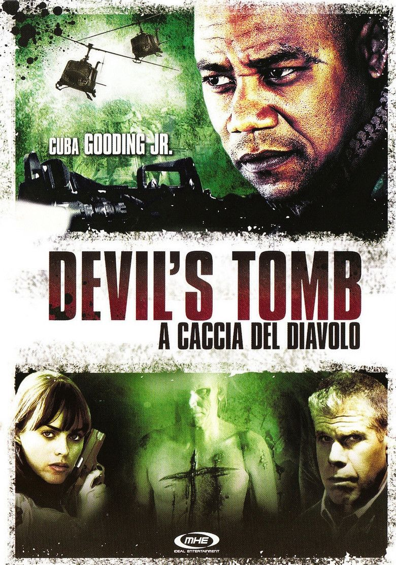 The Devils Tomb movie poster