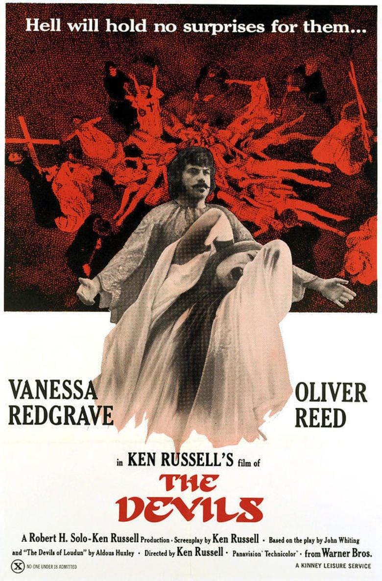 The Devils (film) movie poster