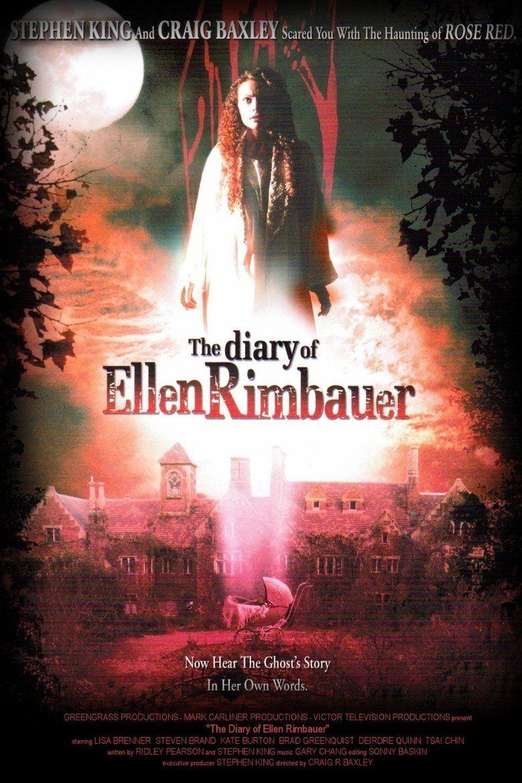 The Diary of Ellen Rimbauer (miniseries) movie poster