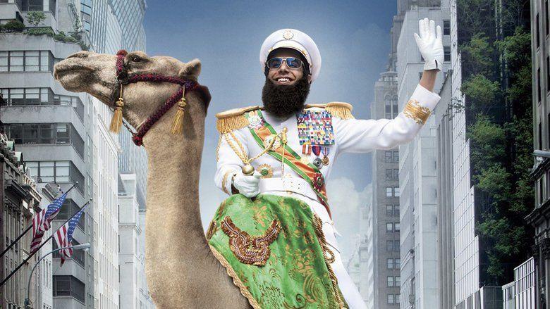 The Dictator (2012 film) movie scenes