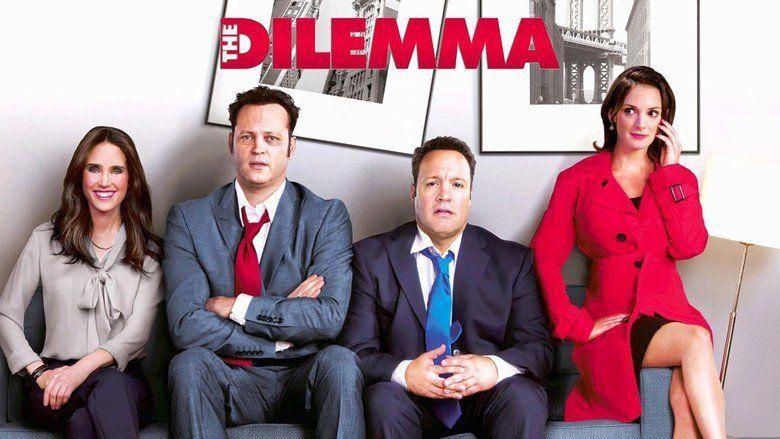 The Dilemma movie scenes