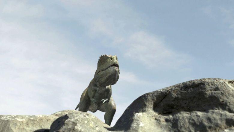The Dino King movie scenes