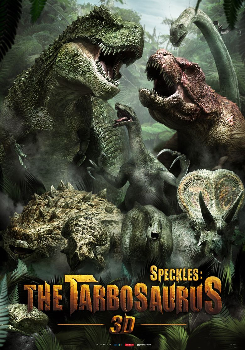 The Dino King movie poster