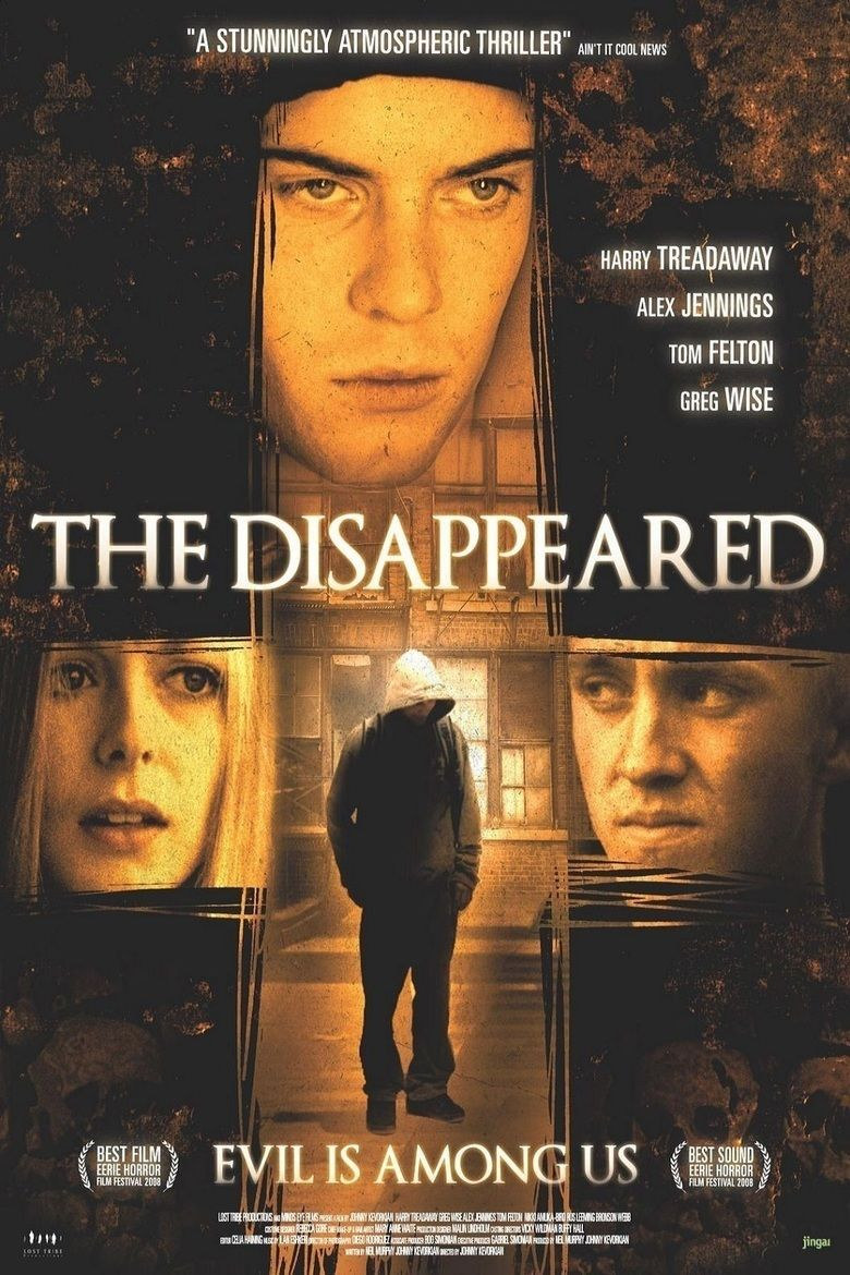 The Disappeared (2008 film) movie poster