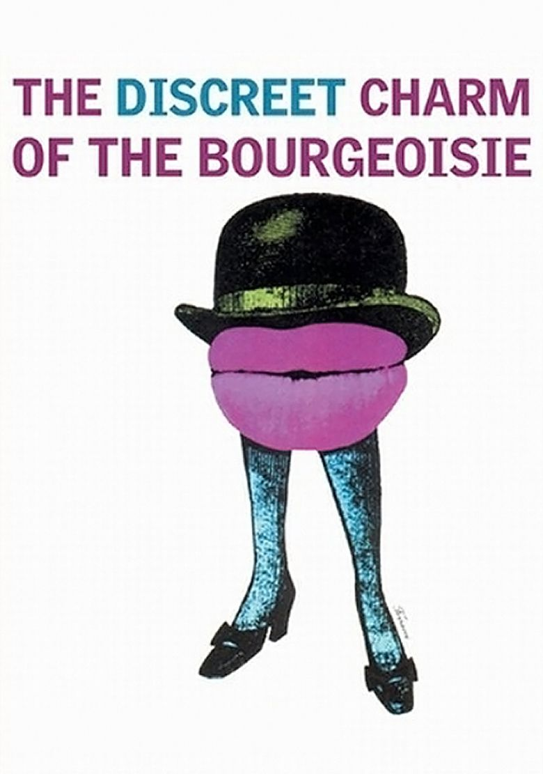The Discreet Charm of the Bourgeoisie movie poster